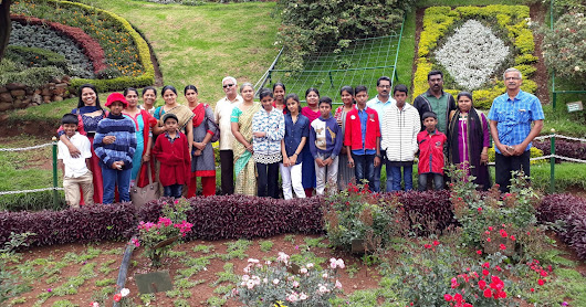 Family Tour to Masinsgudi & Ooty