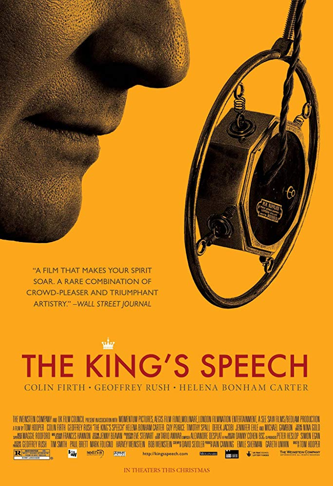 The King's Speech 2010 English Movie Bluray 720p With Bangla Subtitle
