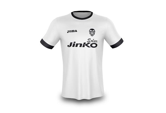 jersey Valencia C.F