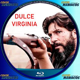 BLURAY Sweet Virginia - DULCE VIRGINEA 2017 [COVER DVD]