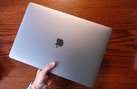 New design of MacBook Pro 2021