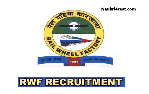 Railway Wheel Factory (RWF) Bangalore Recruitment