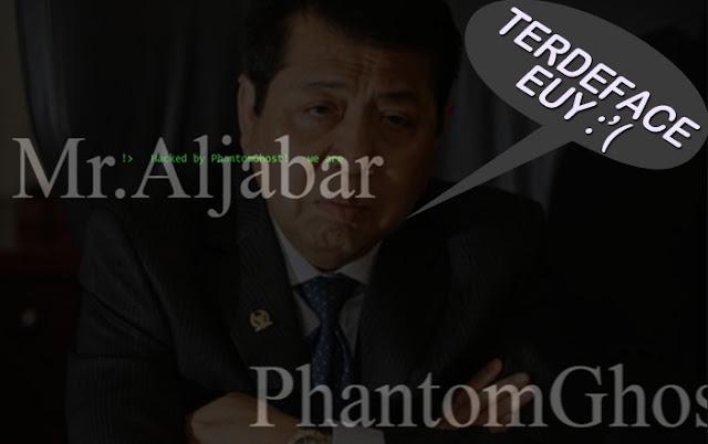Situs Pribadi Setya Novanto Diretas Hacker Phantomghost