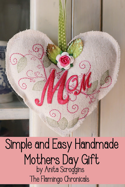 mother's day sachet gift