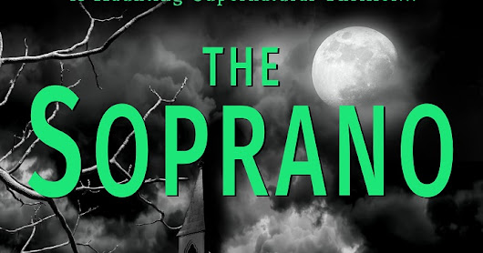 NEW COVER REVEAL FOR UPCOMING SUPERNATURAL THRILLER