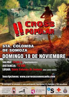 Clasificaciones Cross Santa Colomba Somoza