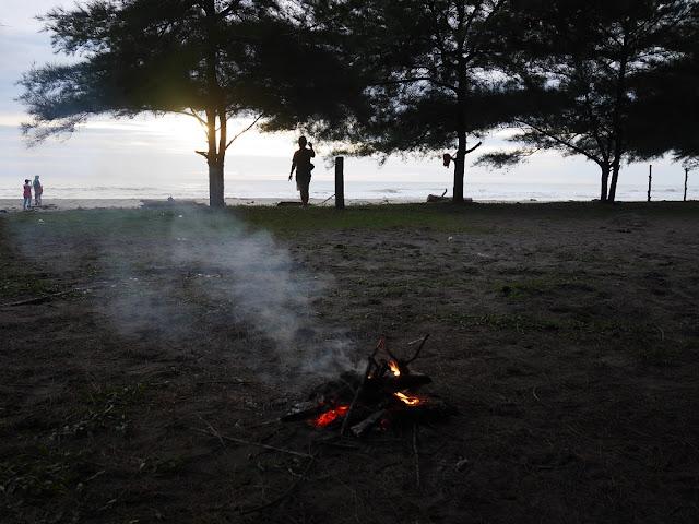 Pantai di Meulaboh