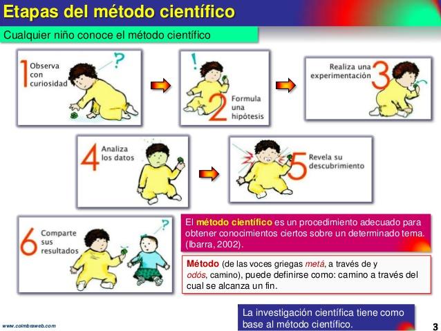Variedades sobre el m todo cient fico material de estudio for En que consiste el metodo cientifico