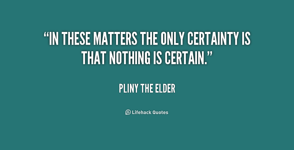 Pliny The Elder Quotes: Finding God In The Seasons Of Divorce