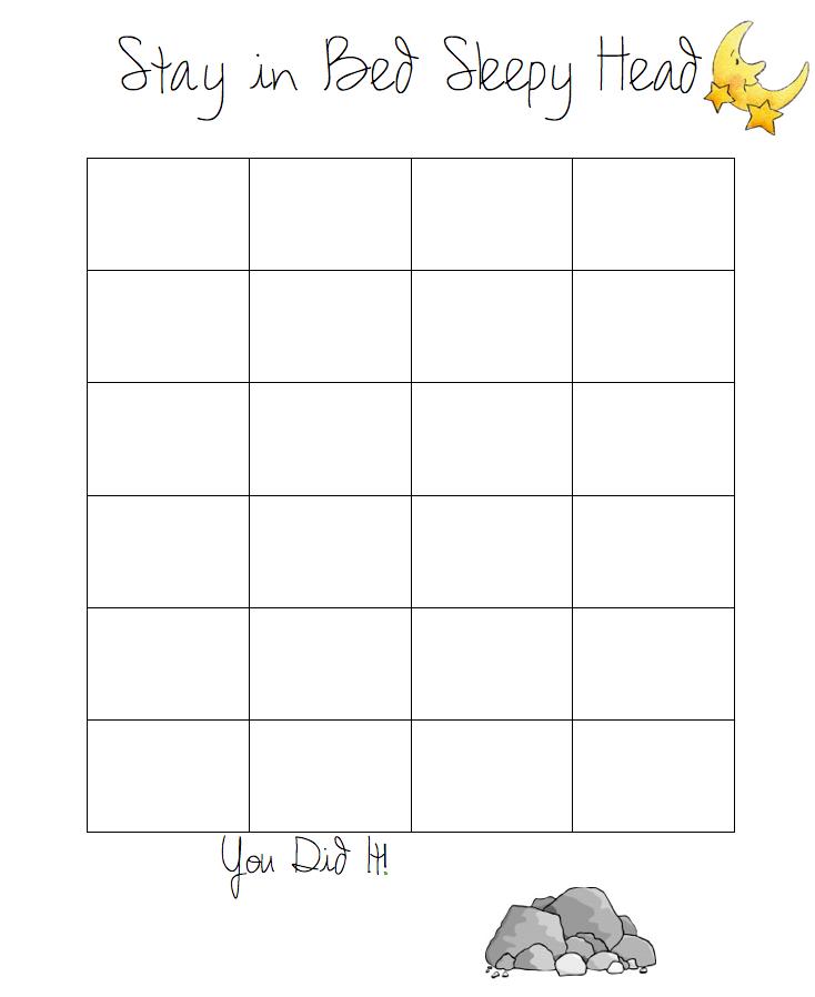 do it yourself divas: DIY: Goal/Sticker Chart to Help My ...