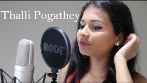Thalli Pogathey New Cover by Saampavi
