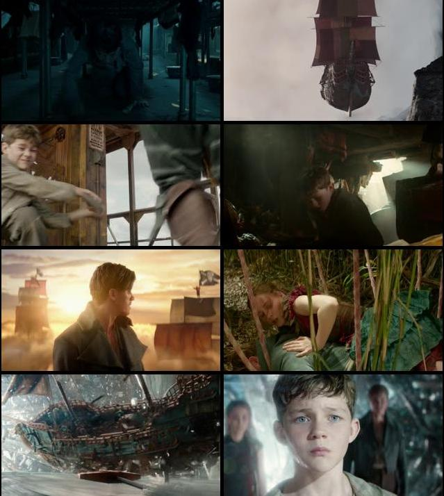 Pan 2015 English 720p BRRip