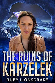 The Ruins of Karzelek by Ruby Lionsdrake