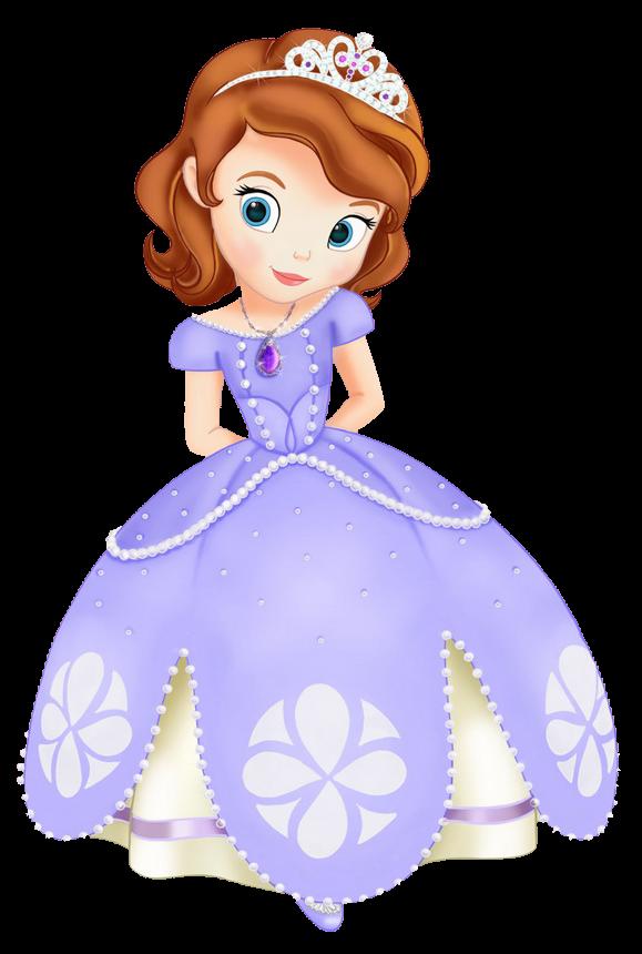 princess sofia free clip art - photo #1