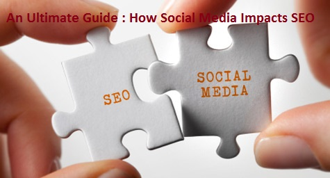 How Social media Impacts SEO
