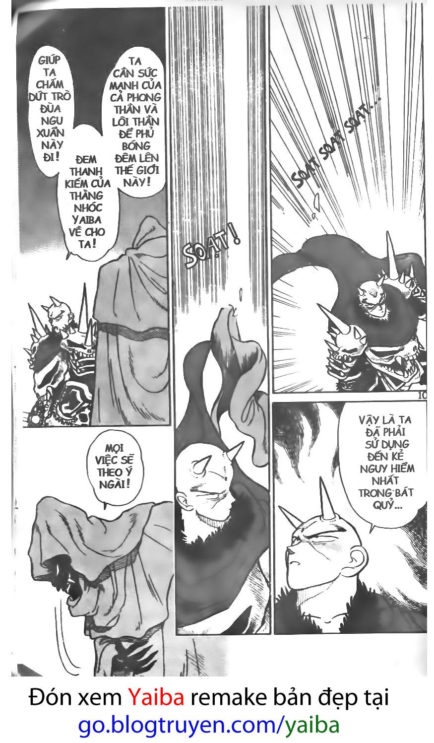 Yaiba chap 30 trang 8