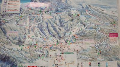 蔵王の地図