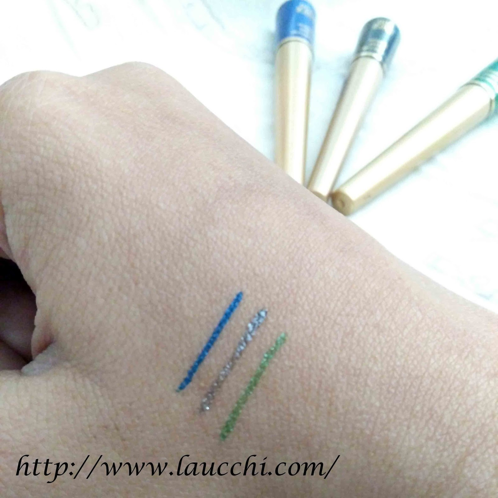 Laucchis Diary Sponsored Review Lively Eyes With Inez 900 Color Contour Plus Loose Eyeshadow Powder Sparkling Silver In The Other Side Intense Liquid Eyeliner 04 Imperial Black Is Not Really It More Grayish Than
