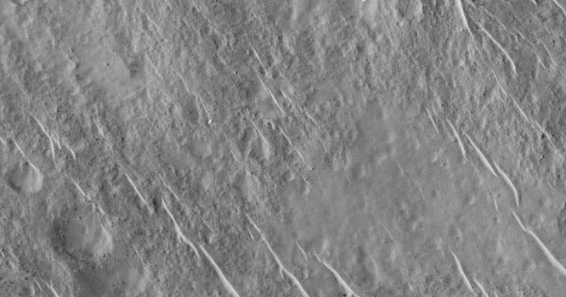 Mars surface revealed in unprecedented detail | Geology Page