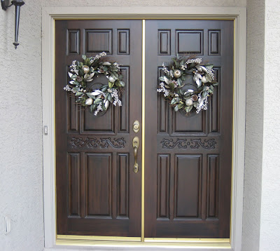 Desert Rose Door Refinishing Phoenix Desert Rose Door