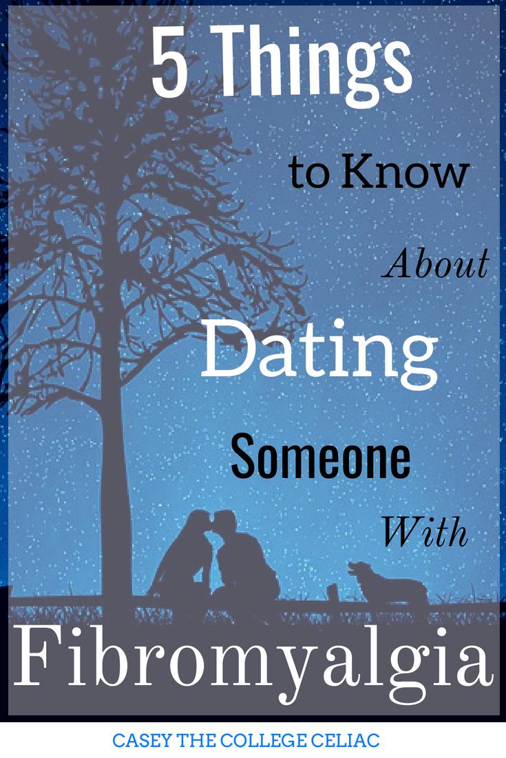 Dating someone with fibromyalgia