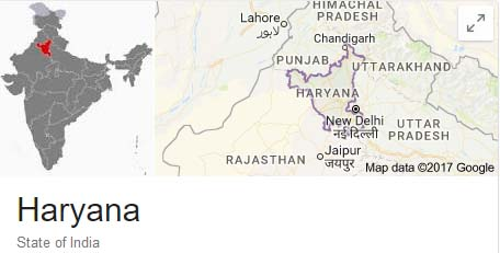 How to Search Aadhaar Bank Enrolment Center in Haryana