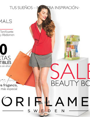 Catalogo oriflame julio 2016