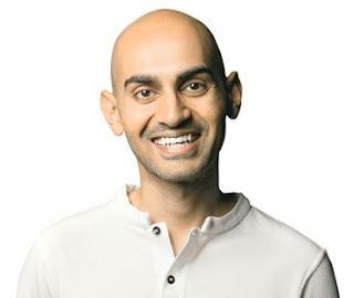 Quem é Neil Patel - foto do profissional de marketing