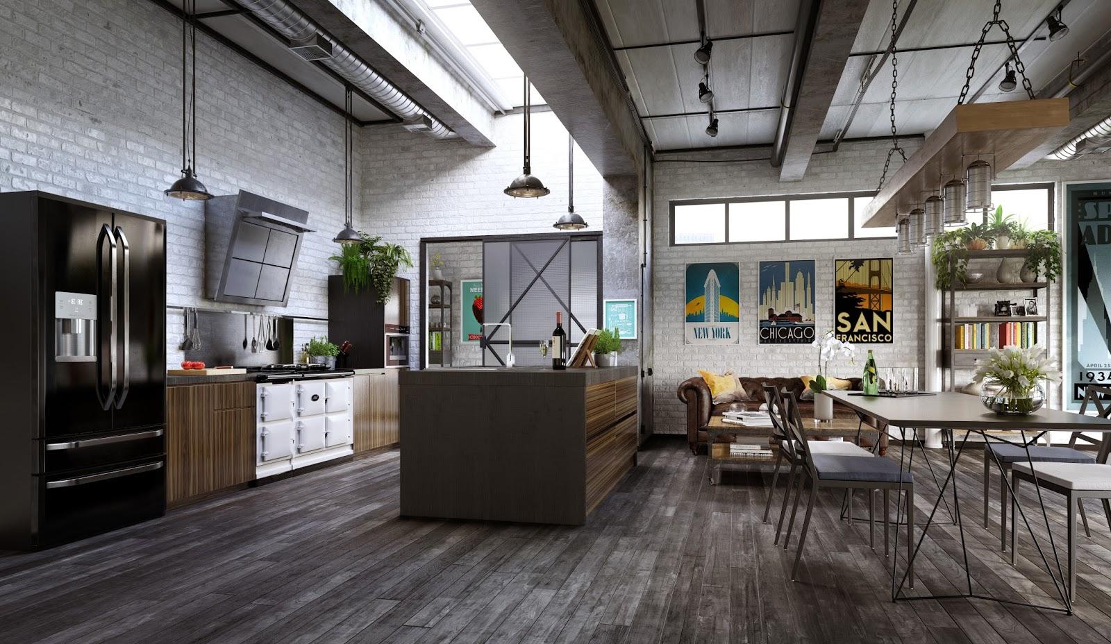 Funky friday ook moderne keukens houden van aga