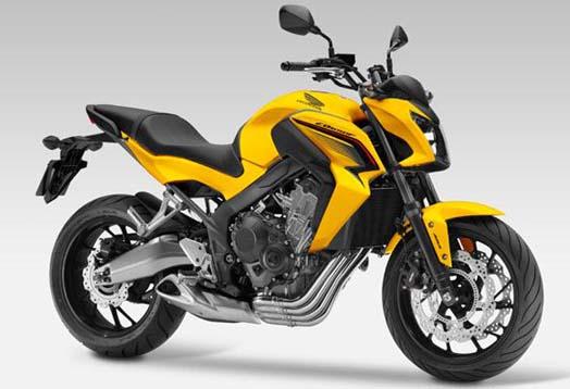 Spesifikasi dan Harga Honda CB650F Terbaru