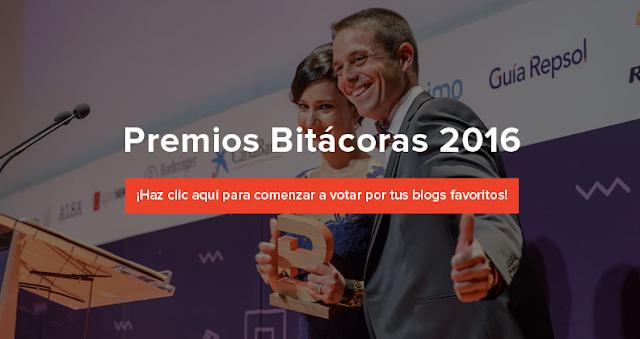 premios bitacoras blog de belleza