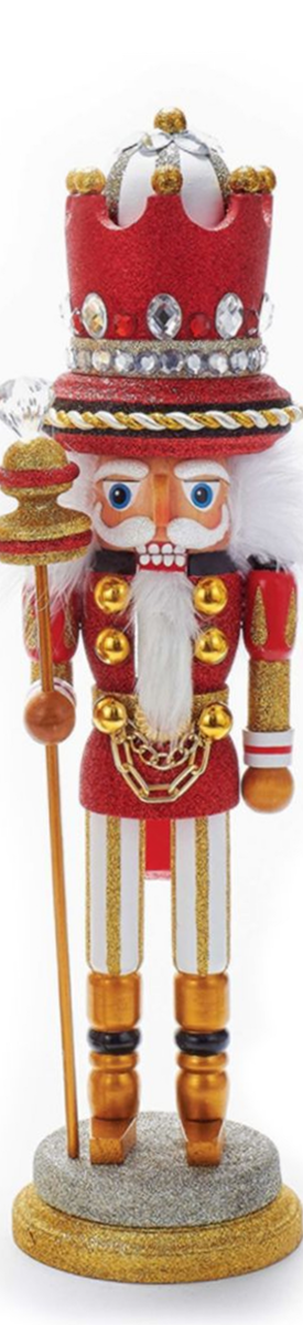 Saks Fifth Avenue Kurt Adler Hollywood King Nutcracker