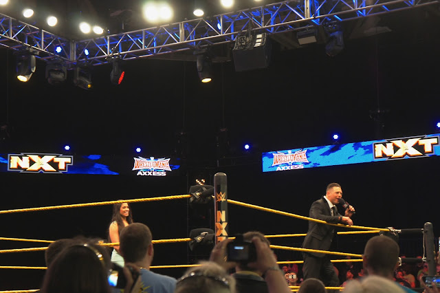 The Miz - Inside Wrestlemania Axxess 32