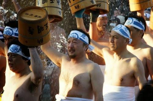 Những phong tục kỳ lạ ở Nhật Bản
