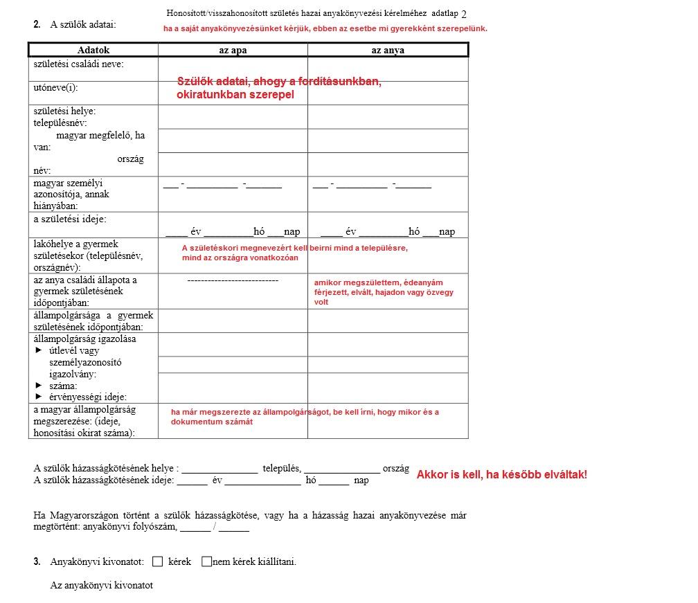 önéletrajz egyszerűsített honosításhoz Egyszerűsített honosítás: Anyakönyvezés önéletrajz egyszerűsített honosításhoz
