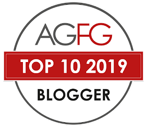 Australian Good Food Guide Top Blogger 2018 and 2019