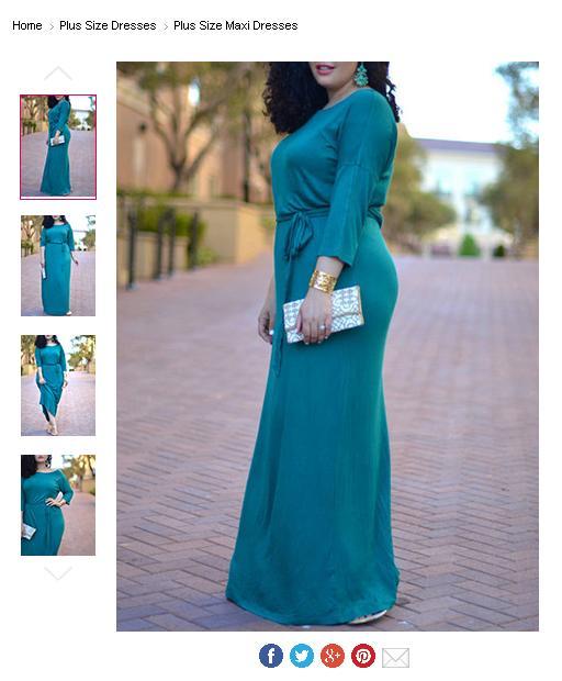 COCOEPPS Long Dresses Big Size Casual Loose Women Casual ...