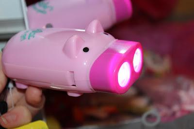 lampe vilac sur le thème cochon