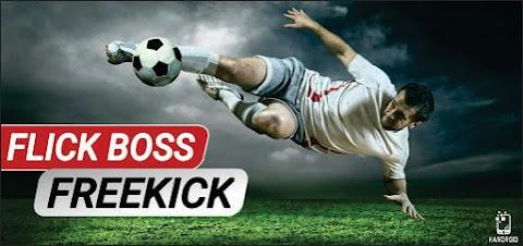 Flick Boss: Freekick Apk Mod v1.2.0 [Money/Dinheiro]
