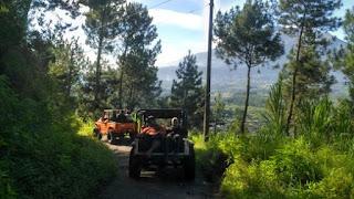 Jeep Tour Salatiga