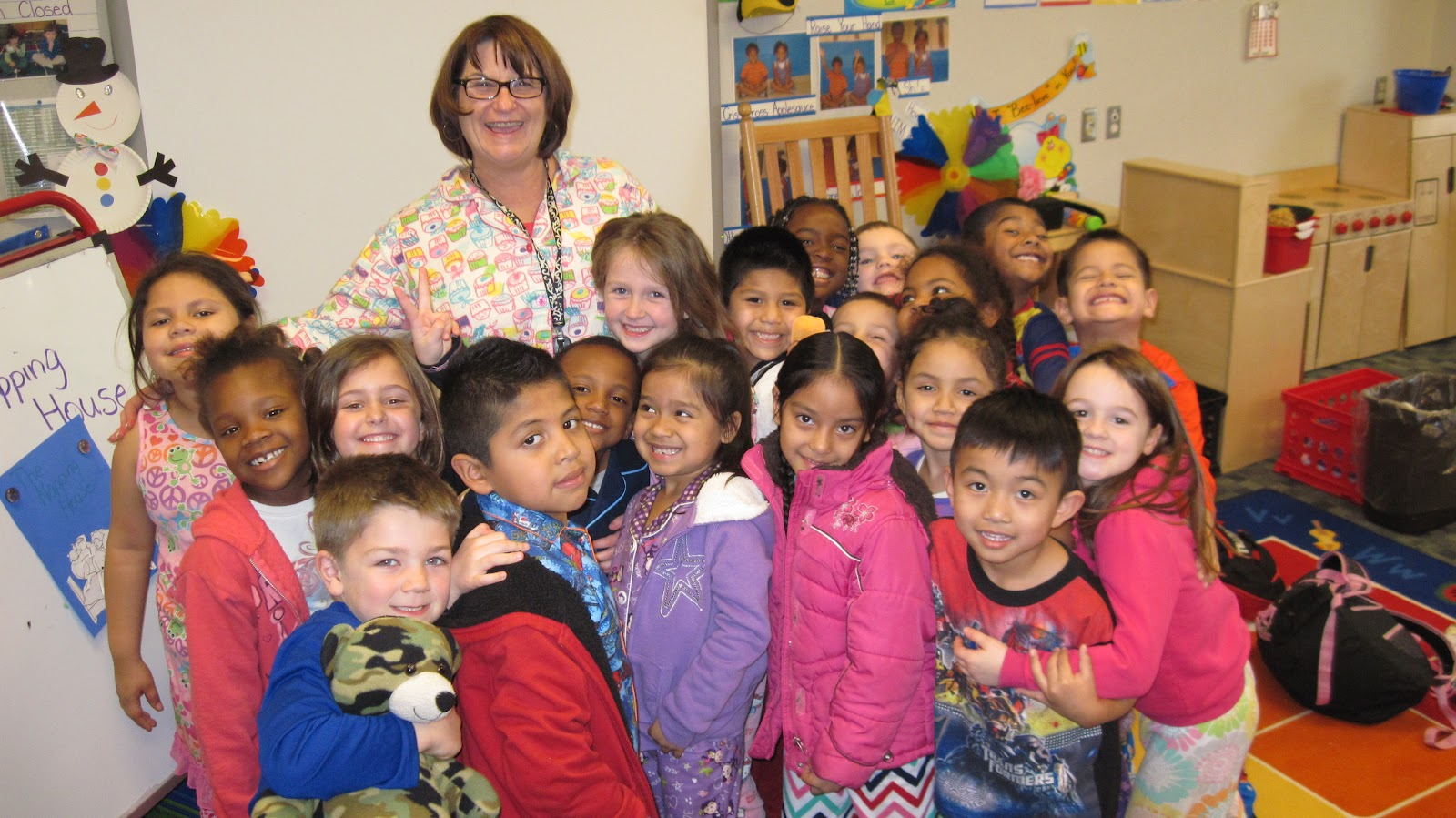 Mrs Parker S Kindergarten February