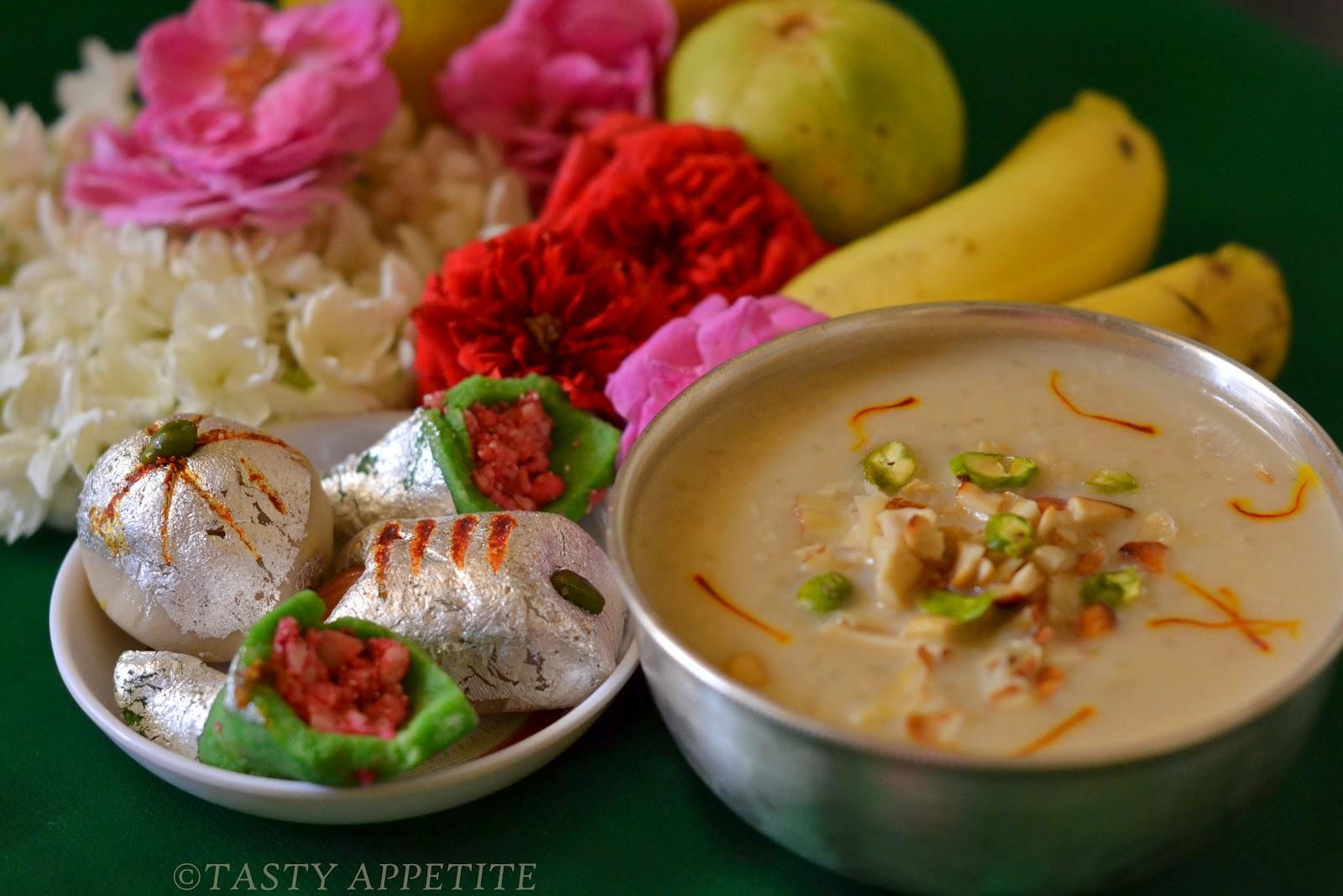 Happy Tamil New Year & Vishu / New Year Special Recipes / Coconut ...