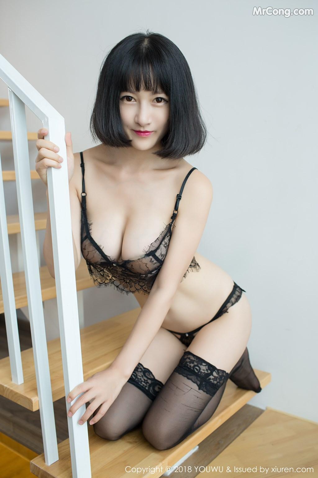Image YouWu-Vol.114-MrCong.com-007 in post YouWu Vol.114: Người mẫu Xiao Tan Ge (小探戈-) (45 ảnh)