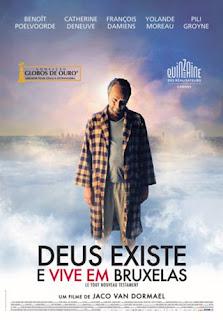 Cinema: filme Deus existe! Vive em Bruxelas