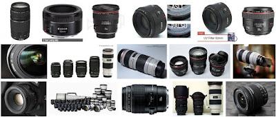 Gambar Lensa Canon