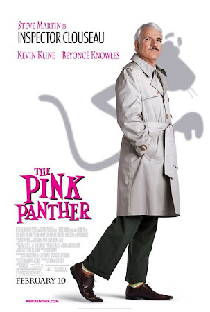Poster Of The Pink Panther (2006) In Hindi English Dual Audio 275MB Compressed Small Size Pc Movie Free Download Only