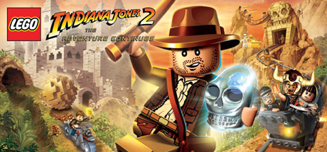 LEGO Indiana Jones 2 The Adventure Continues PC Full Version