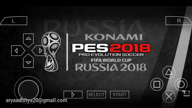 PES 2018 version 2018 World Cup for Android PSP - Micano4u   PES