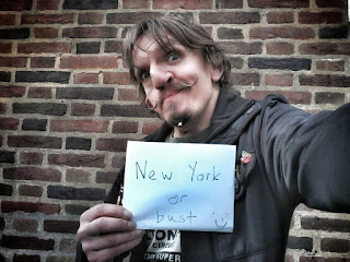 Ed crwodfunding to go to New York