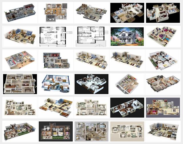 Konsep Desain Rumah Minimalis Modern Elegan Nan Mewah